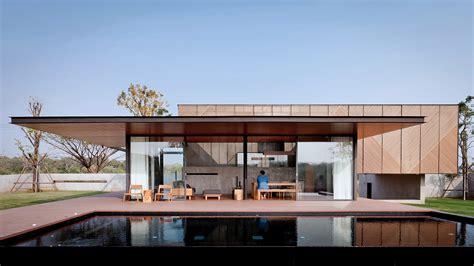 Modern Home Design Thailand ka house idin architects archdaily
