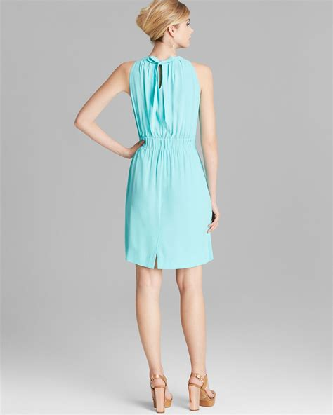 Xaira Dress C Blue kate spade new york carlie dress in blue lyst