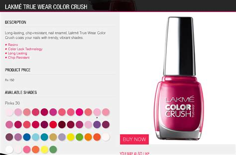 Blue Mood Paint Color lakme color crush true wear nail paint in 02 notd review