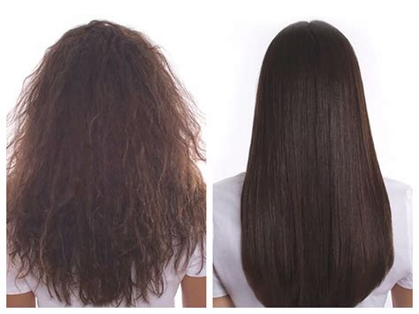 brazilian blowout results on curly hair brazilian blowout and supersilk kinna blow dry bar