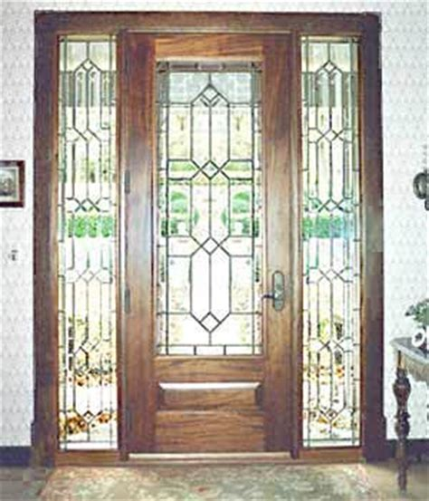 Leaded Glass Front Door Quot Dblhsed Quot Leaded Beveled Glass Entry Custom Glass Design