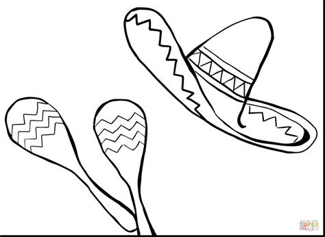 mexico coloring pages christmas in mexico coloring page