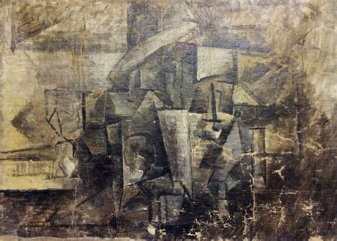 picasso paintings returned us returns stolen picasso painting la coiffeuse to