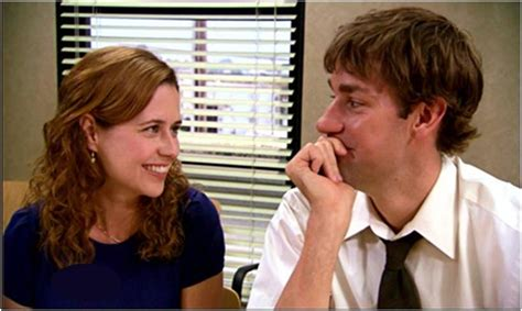 how the office s jim pam negotiated their conflicting