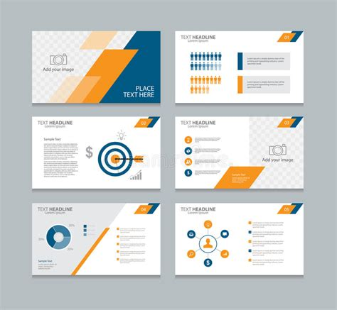 good page layout design elements abstract page layout design template for presentation