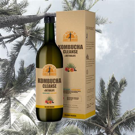 Kombucha Detox Symptoms by By 2 Get 1 Free Early Kombucha Cleanse Island