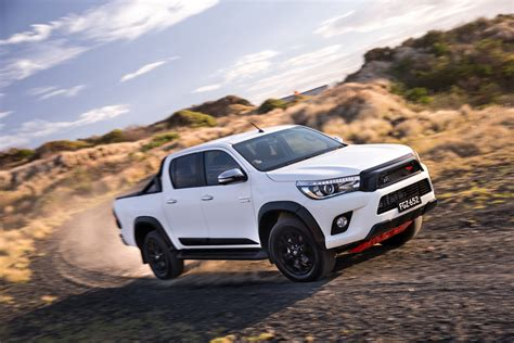 2017 Toyota Hilux 2017 Toyota Hilux Trd Pack Brings Enhanced Look For Australia