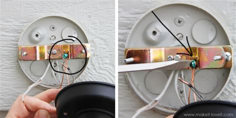 grounding light fixture installing light fixture no ground wire how to replace a