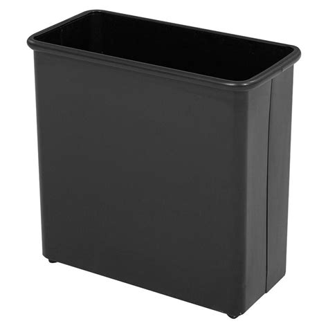 Cabinet Trash Can Home Depot by Simplehuman 10 Liter In Cabinet Trash Can Best Home