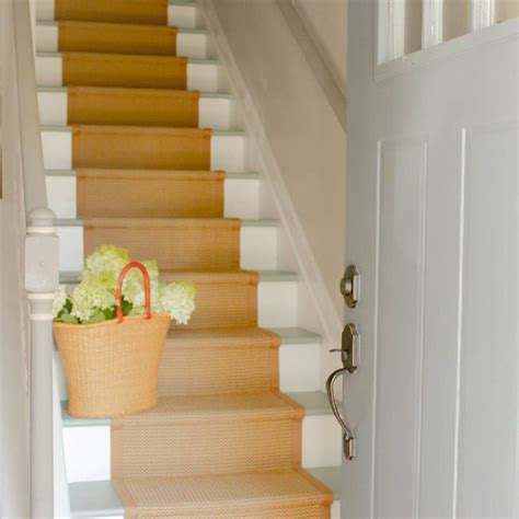 painted stairs for 50 staircase makeover