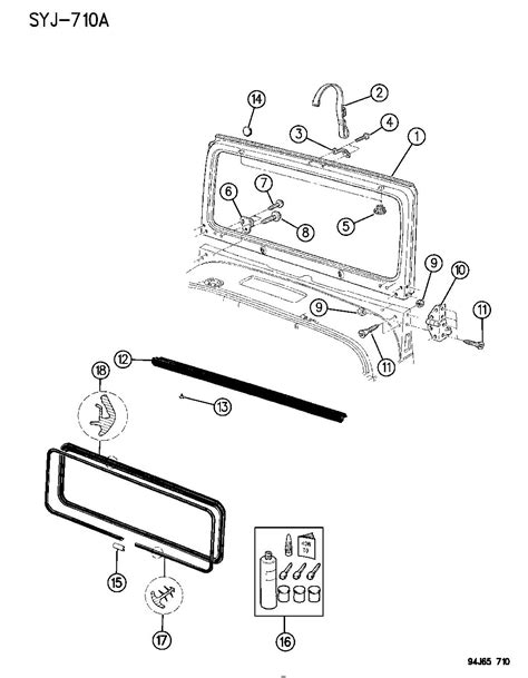 jeep yj windshield hinges 1994 jeep wrangler windshield frame hinges and seals