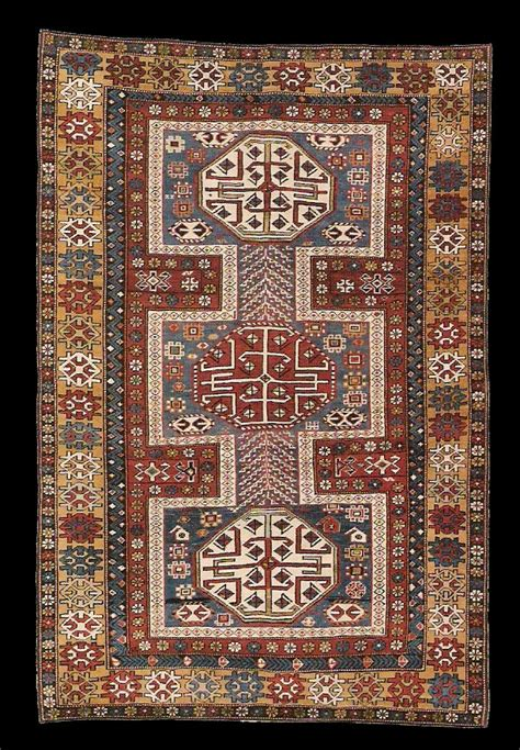 aste tappeti antichi antique shirvan quot shield quot rug azerbaijan published at
