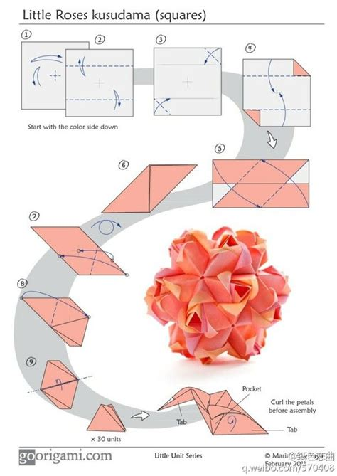 Best Origami Models - top 14 ideas about origami diagrams folder on