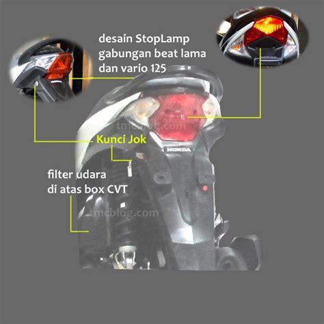 Sayap Kanan Dan Kiri Honda Vario 125 Fi Led Dan 150 Fi Led radhitya foto depan belakang next honda beat fi