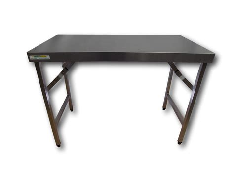 Folding Stainless Steel Table Stainless Steel Folding Table Eagle Metal Masters T2448f Stainless Steel Folding Table 24 X 48