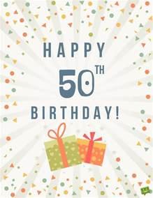 Happy 50th Birthday Wishes Happy 50th Birthday Funny Sweet Birthday Wishes