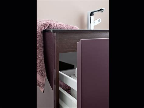 purple bathroom vanity frame fr7 modern designer bathroom furniture in purple lacquer