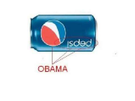 pepsi illuminati obama and pepsi