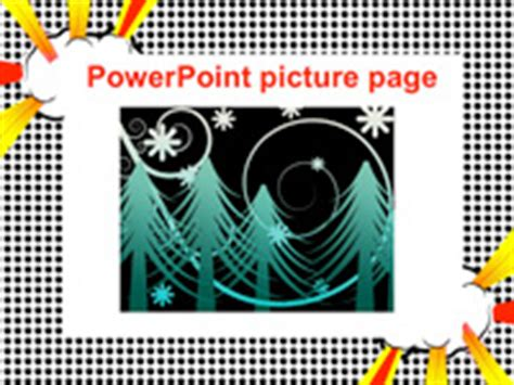 Cartoon Pop Art Template Pop Powerpoint Template