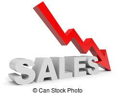 sales chart down clipart down sales stock illustration images 6 969 down sales