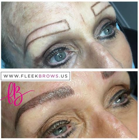 tattoo eyebrows in maryland microblading is an art and performed with a hand held