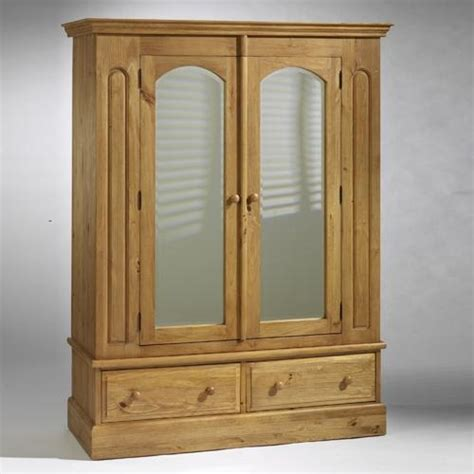 heritage wardrobe wardrobes pine solutions