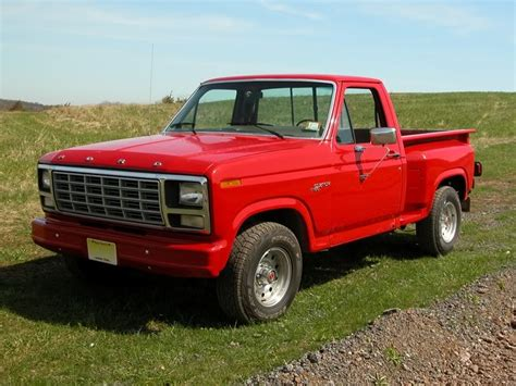 100 floors escape 92 1980 ford f100 information and photos momentcar