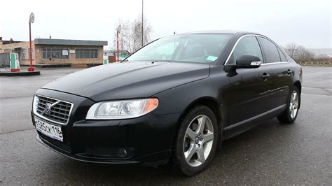 2007 volvo s80 information and photos momentcar 2008 volvo s80 start up engine and in depth tour youtube
