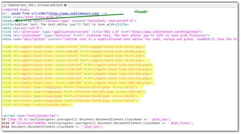 format html in sublime sublime text format html phpsourcecode net