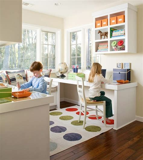 kids study room idea cool and wonderful kids office room design ideas
