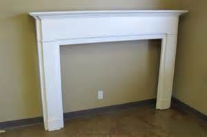 Build a fireplace surround kit woodworking projects amp plans