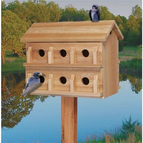 pattern bird house mary maxim ultimate martin bird house pattern