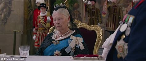 new film about queen victoria dame judi dench appears as queen victoria in trailer