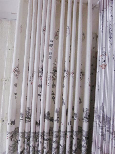 chinese curtain fabric chinese style classical curtain chinese style curtain