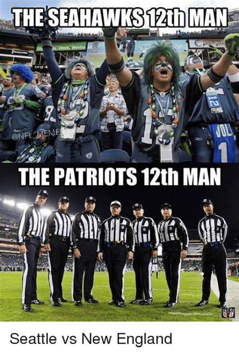 12th Man Meme - the seahawks 12th man hing me the patriots 12th man