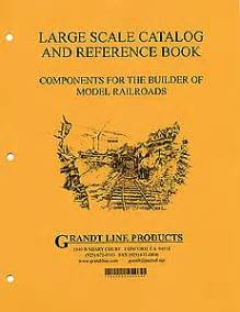 reference book has nothing in lines grandt line large scale catalog and reference book o s