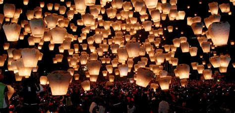 Parade Of Lights Tour Pingxi Sky Lantern Festival Time For Celebration Taiwan