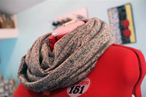 how to make an infinity scarf how to make an infinity scarf diy sewing tutorial
