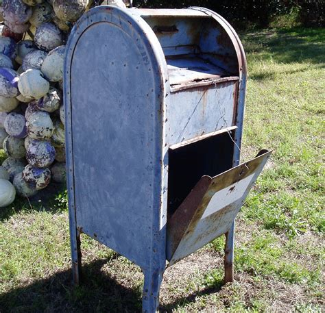 Post Office Mailboxes For Sale hongkongwillie vintage usps mailbox for sale from