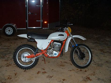 Ktm Mc5 Ktm 250 Mc5 Photos And Comments Www Picautos