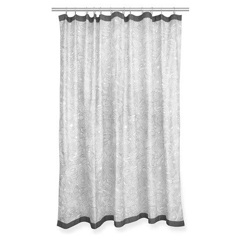 Jonathan Adler Curtains Buy Jonathan Adler Malachite Shower Curtain Amara
