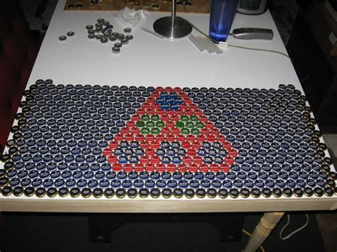 Bottle Cap Pong Table by 23 Best Images About Pong Table On Make