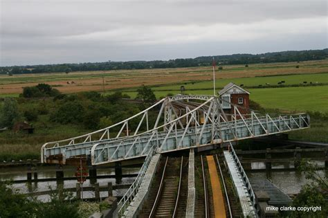 what is a swing bridge swing bridge trains mike clarke railway photo s around
