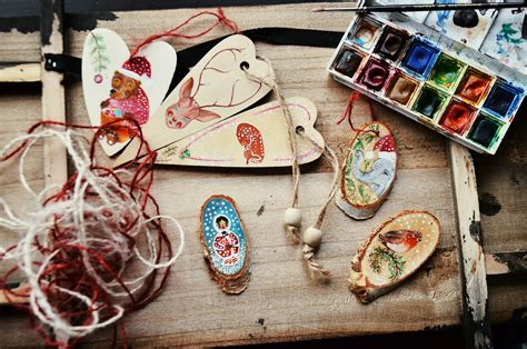 special things to do at christmas for work these beautiful wooden ornaments are all you want for sheep