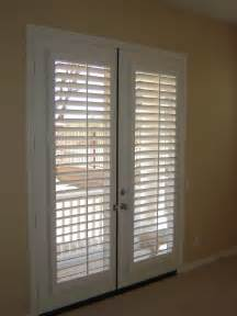 Interior Wood Shutters Home Depot Window Treatment Ideas For Doors 3 Blind Mice