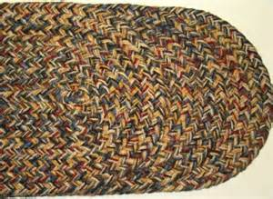 Country Stair Treads by 13 Braided Rug Stair Treads Country Log Cabin Mix Ebay