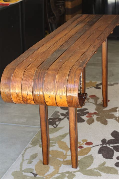 benches pinterest diy toboggan bench diy home repair and renovations