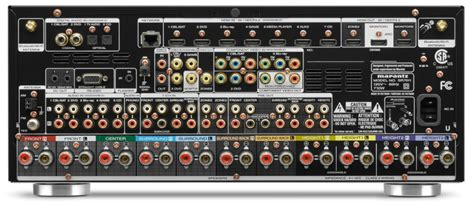 av receiver setup explained  master switch