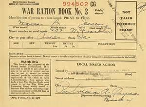 rationing book template world war 2 ration book template printable book covers