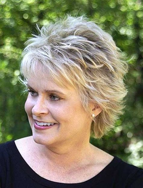 mature carefree hairstyle 25 short hairstyles for older women short hairstyles